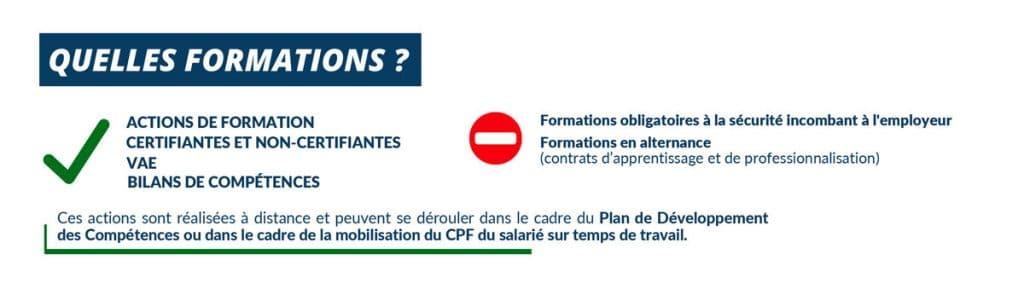 FNE-formation : l'état prolonge le financement des formations pour les salariés