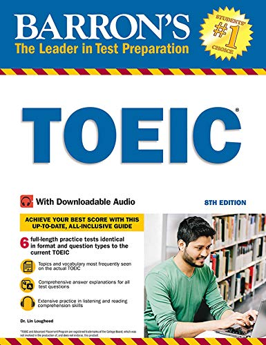 Préparation au TOEIC : les livres 2021 vs un prof à distance