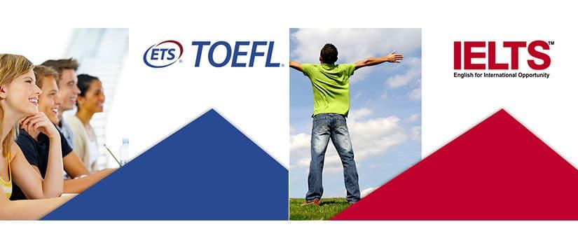 Quelle est la différence entre L'IELTS et le TOEFL ?