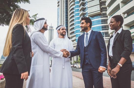 Les niveaux d'anglais pour converser à Dubaï
