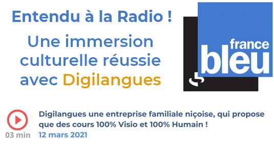 Radio Digilangues | Cours de langues à distance en visioconférence
