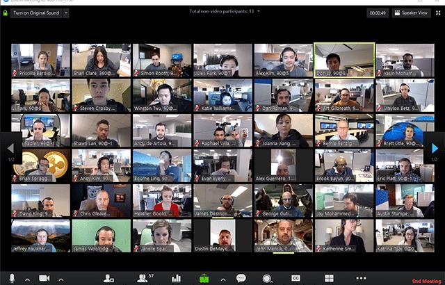La visioconférence : du cours Skype à nos jours !